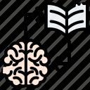 academy, book, brain, education, learning, online, school