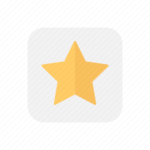 best, popular, shapes, star icon