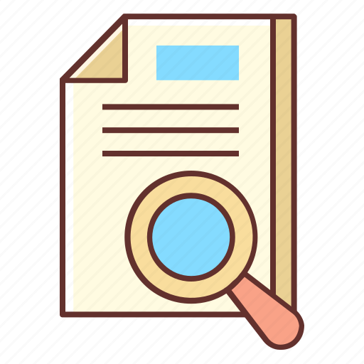 case, case study, knowledge, learning, notes, study icon