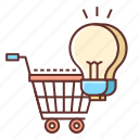 cart, ecommerce, ecommerce solution, shopping, shopping cart, solution, trolley icon
