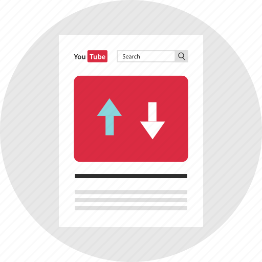 activity, arrow, down, mockup, page, up, web icon