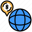 business, cash, currency, money, world