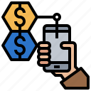 business, computer, finance, online, payment icon