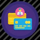 card, credit, debit, payment, personal