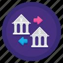 money, money transfer, remittance, transfer icon