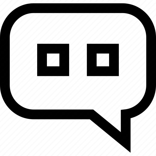 chat, sms, talked, talking icon