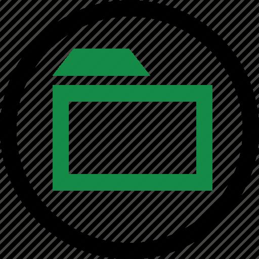 archive, folder, save icon