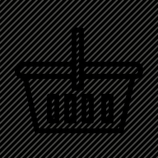 bag, basket, ecommerce, online, shopping icon