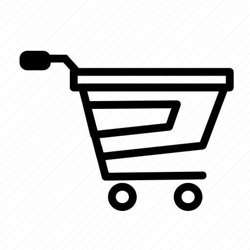 Cart, onlineshop, shopping cart, commerce, online, troley icon - Download on Iconfinder