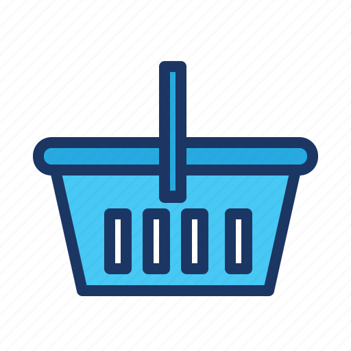 bag, basket, ecommerce, shopping icon
