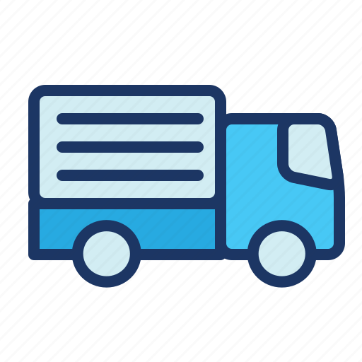 Delivery, ecommerce, truck icon - Download on Iconfinder