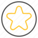 feedback, ranking, rate, rating, review, satisfaction, star icon