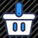 basket, cart, commerce, ecommerce, shop, shopping