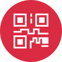 barcode, code, price, scan icon
