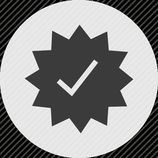 check, mark, price, tag icon