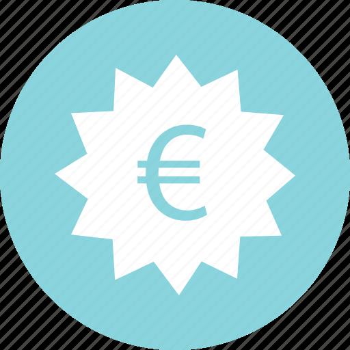 euro, money, price, sign icon