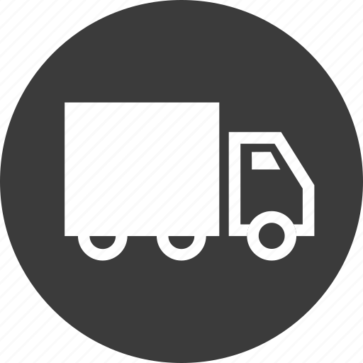 amazon, safe, secured, shipping, truck icon