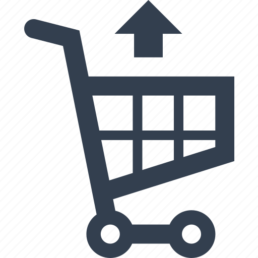 cart, cemmercial, e-comerce, market, online, purchase, push, remove, retail, shopping icon