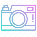 camera, detail, photo, photograph, picture, technology icon