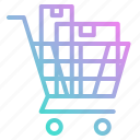 cart, commerce, online, shopping, store, supermarket