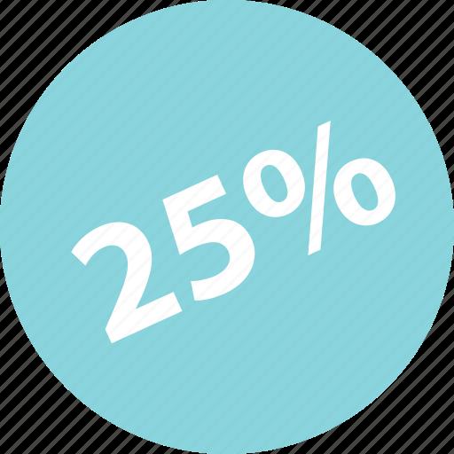 interest, quarter, save, savings icon