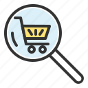 cart, ecommerce, online, search, shop, shopping