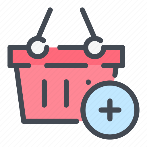 Add, basket, cart, ecommerce, new, product, shop icon - Download on Iconfinder