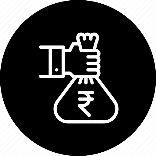 Bag, finance, loan, money, profit, savings icon - Download on Iconfinder