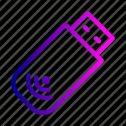data, datacrad, drive, flash, pendrive, transfer, usb icon