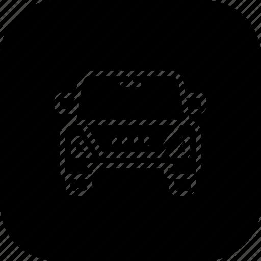 automobile, car, suv, travel, vehicle icon