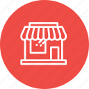 bazaar, building, mall, retail, shop, store icon