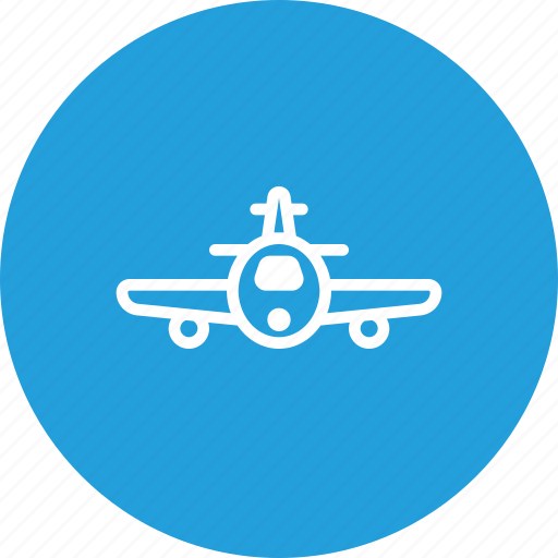 aeroplane, airplane, domestic, flight, international, plane, travel icon