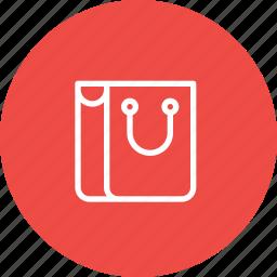 bag, carrybag, handbag, recycle, shopping icon