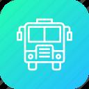 bus, school, transportation, travel, vehicle