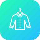 cloth, clothing, fashion, man, shirt, tshirt, wear icon
