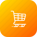 add, cart, item, product, shopping, supermarket
