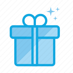 box, gift, package, packing, surprise icon