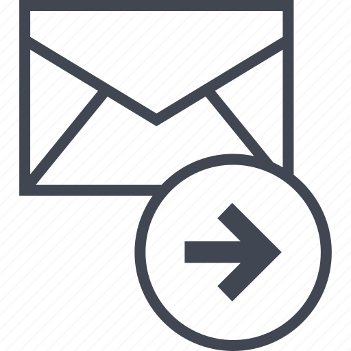 email, go, mail, message icon