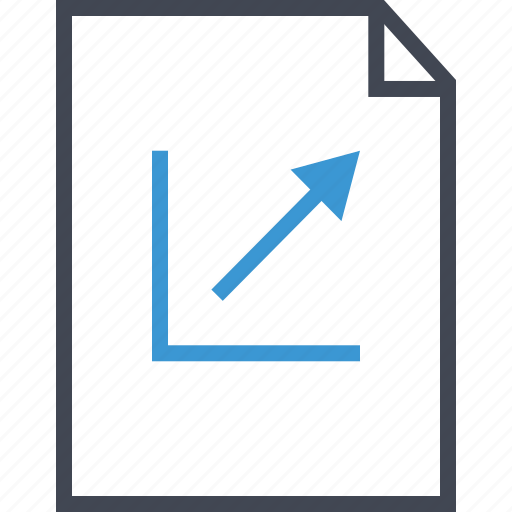arrow, graph, layout, up icon
