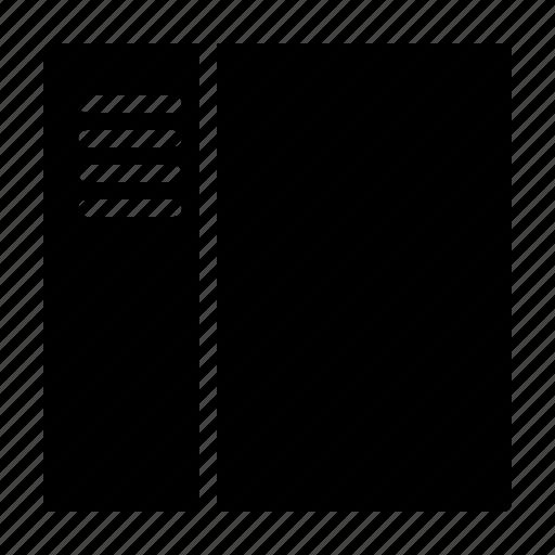 computer, interface, program, sidebar, user icon