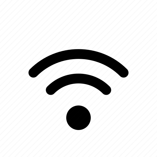 computer, interface, low, program, signal, user, wifi icon