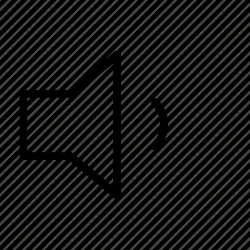 computer, interface, low, program, speaker, user, volume icon