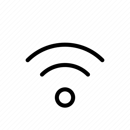 computer, interface, low, program, signal, user, wifi icon