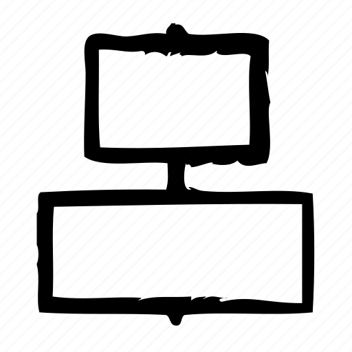 alignment, center, computer, interface, program, user icon