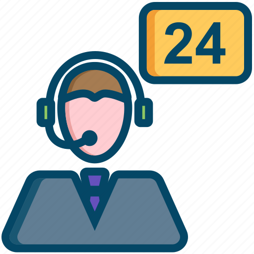 call, help, help desk, helpdesk, operator, service, support icon