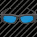 eye, fly, glasses, optics, safety, sport icon