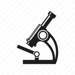 device, equipment, microscope, optic, optical, tool icon