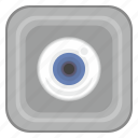 biometry, data, eye, eyesight icon