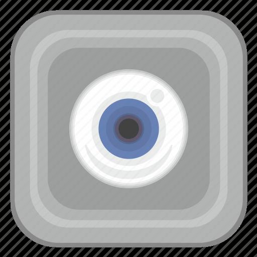 biometry, data, eye, eyesight icon