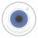 eye, eyesight, look, pupil icon